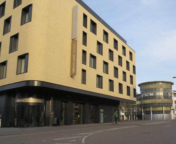 Mercure hotel heilbronn ebener for Designhotel heilbronn