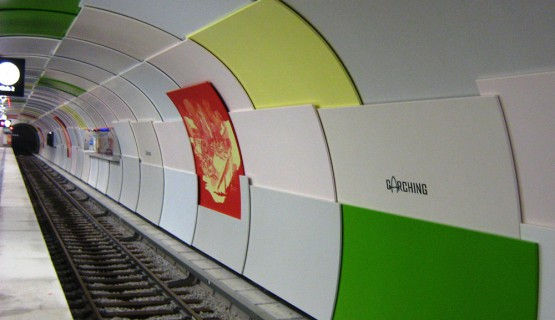 U-Bahnhof | Garching