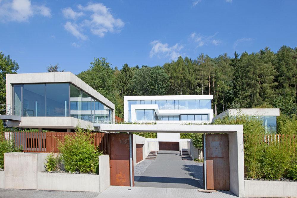 Wohnhaus montabaur ebener - Architekt montabaur ...