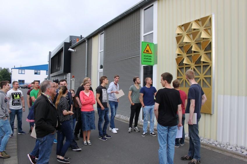 Besuch BBS Westerburg