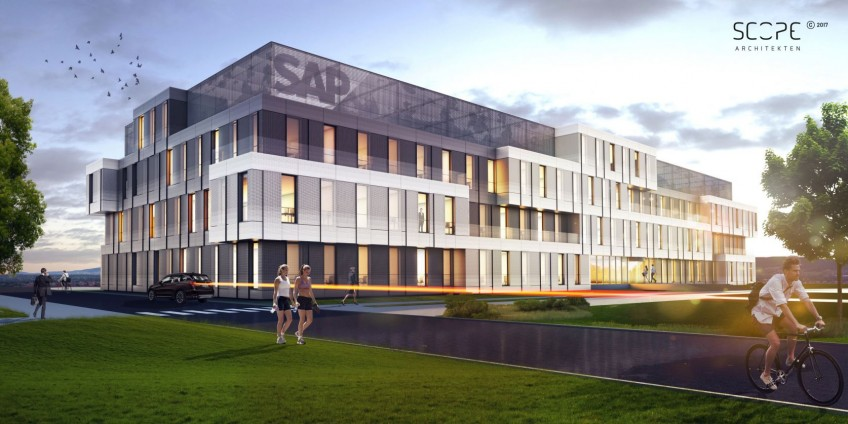SAP Walldorf Animation SCOPE