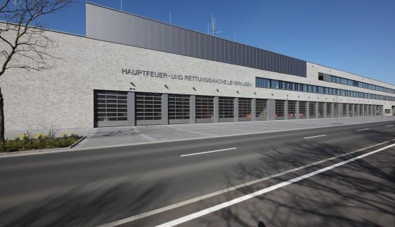 Hauptfeuer – und Rettungswache | Leverkusen